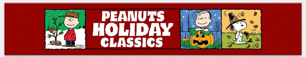 Peanuts Holiday Classics