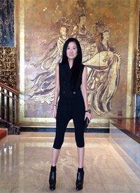 Vera Wang Madarin Oriental China
