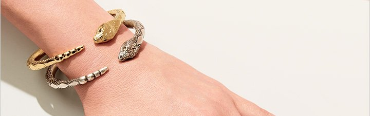 Gorgeous jewelry with a dark side: Shop Pamela Love now.