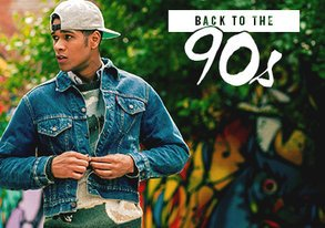 Shop 90s Rewind: Throwback Style from $12