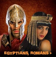 EGYPTIANS, ROMANS