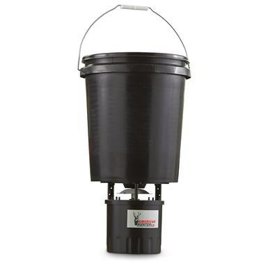 5-gallon Digital Hanging Bucket Feeder