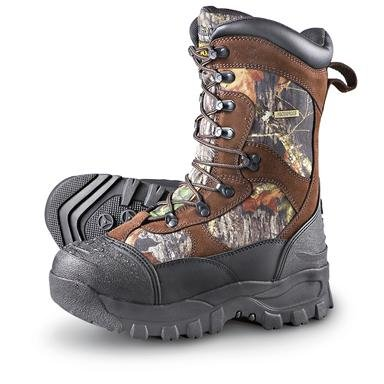 Men's Guide Gear® 2,400 gram Thinsulate™ Ultra Insulation Monolithic Waterproof Boots