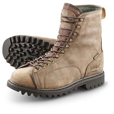 Men's Guide Gear® Waterproof 400 gram Insulated Lace-to-Toe Hunting Boots