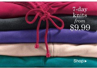 7-day knits