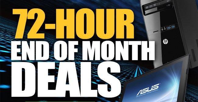72 Hours Deals