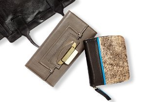 Toss it in Your Tote: Wallets & Cosmetic Bags