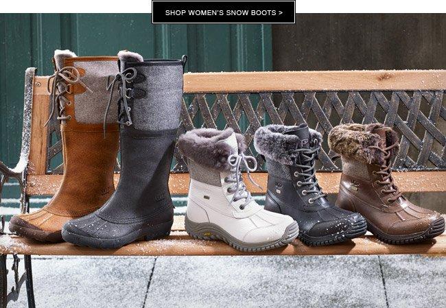 Shop women's snow boots