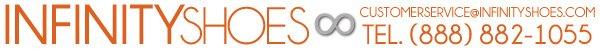 Go to InfinityShoes.com