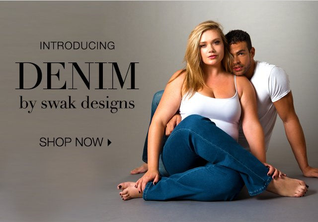 Introducing denim by swak designs