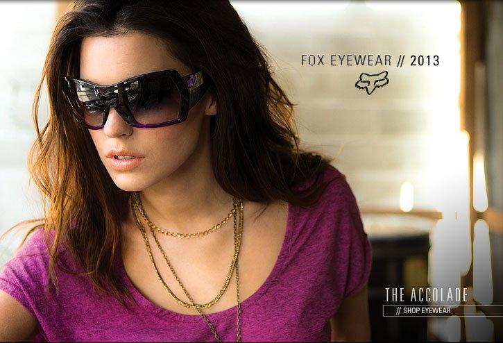 Fox Eyewear // 2013