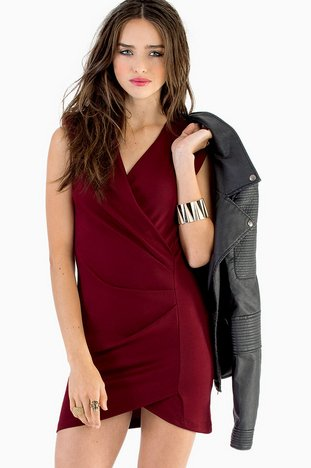 GET WHAT I WANT BODYCON DRESS 32