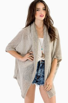 PIECE OF PERFECTION CARDIGAN 39