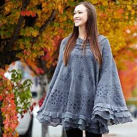 Cozy in the Cold: Sweaters & Ponchos