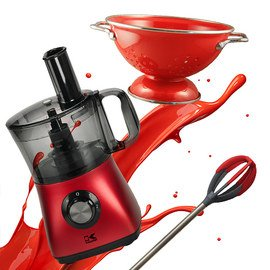 Color in the Kitchen: Red Essentials