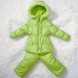 Ready for Snow: Kids' Outerwear