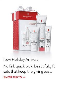 New Holiday Arrivals. No fail, quick pick, beautiful gift sets that keep the giving easy. SHOP GIFTS.