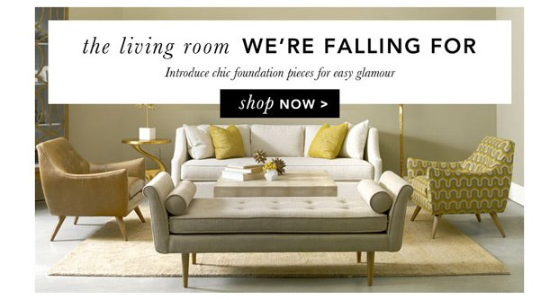Fall Inspirations: The Living Room