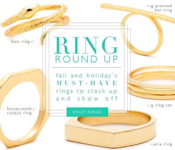 Ring Round Up