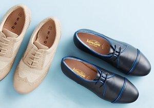 Shoes for Little Gentlemen