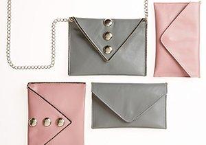 Studded Details: Handbags