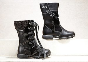Winter Prep: Kids' Boots & Slippers