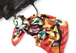 Toss it in Your Tote: Scarves