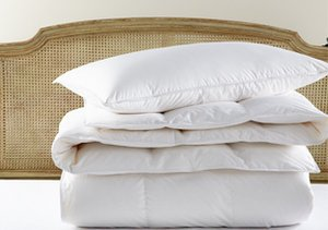 Winter Prep: Down Bedding Basics