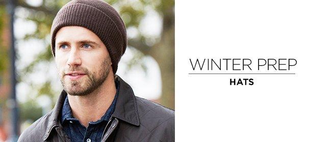 Winter Prep: Hats