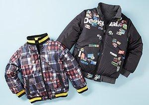 Winter Prep: Boys' Coats & Jackets