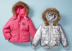 Winter Prep: Girls' Coats & Jackets