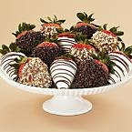 Full Dozen Gourmet Fancy Strawberries