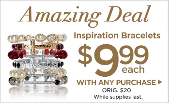 Amazing Deal! Inspiration Bracelet $9.99