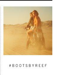 #bootsbyreef