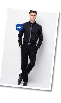 Burton Black Tipped Smart Shirt