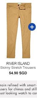 River Island Stretch Trousers