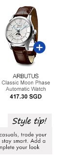Arbutus Automatic Watch