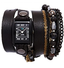 Lava Stones Wrap Watch