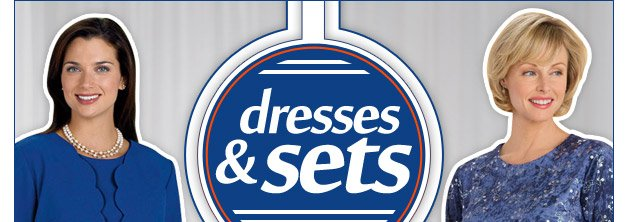 Dresses and Sets up to 70% Off - Shop Now