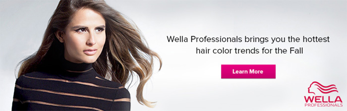 Wella Professionals - Hottest Hair Color Trends