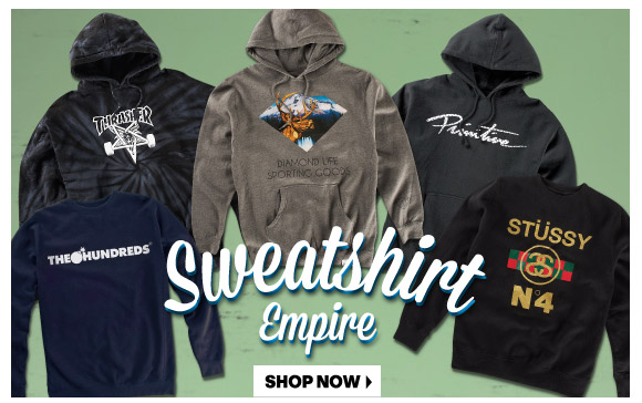Sweathshirt Empire at CCS!