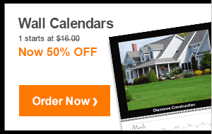 Wall Calendars 1 starts at $16.00 Now 50% OFF