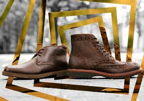 Shop New GBX Shoes ft. Brogue-Style Boots