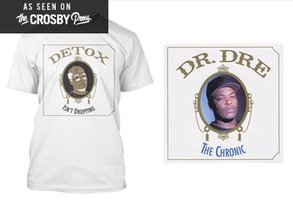 Shop Dr. Dre Led Us On For 14 Years And All We Got Was This T-Shirt