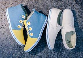 Shop Colorful Kicks & Socks by Zuriick
