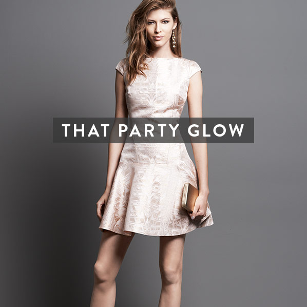 THAT PARTY GLOW