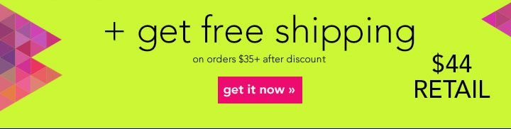 54% Savings - Ultimate Geo Collection + Free Shipping!