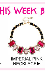 Shop Imperial Pink Necklace