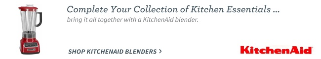 KitchenAid Blenders