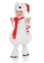 Toddler Christmas Polar Bear Costume